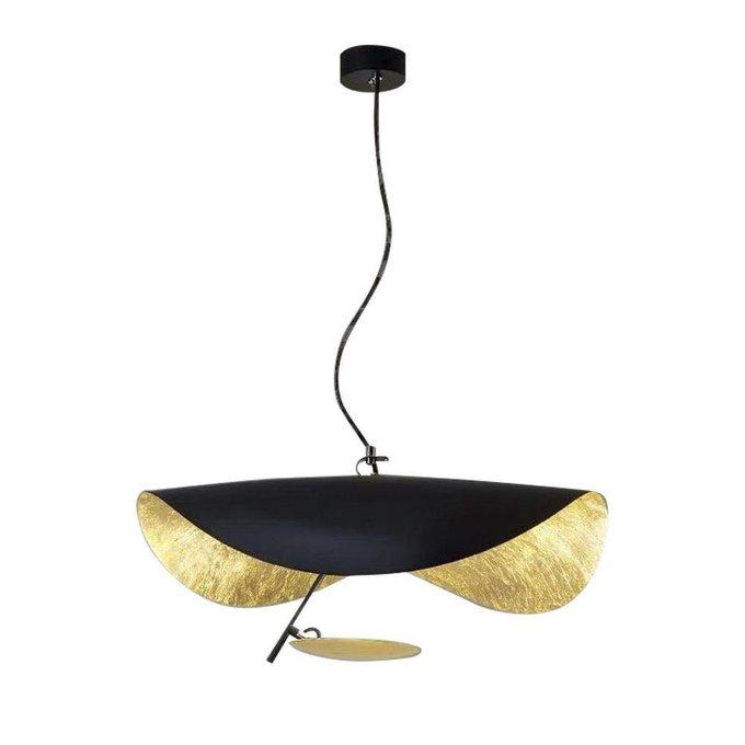 Подвесной светодиодный светильник Вилен из металла