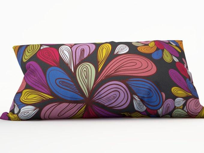 Декоративная подушка: Цветной взрыв