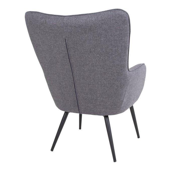 Кресло Dublin серого цвета