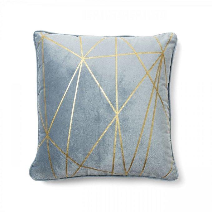 Чехол для подушки Burton светло-голубого цвета 45x45