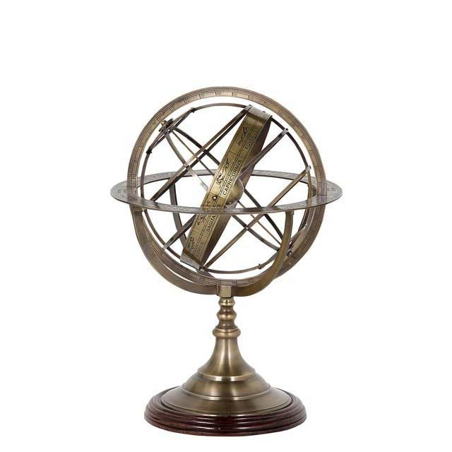 Глобус Eichholtz Globe из металла