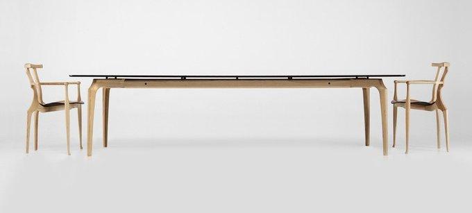 Деревянный стол Gaulino