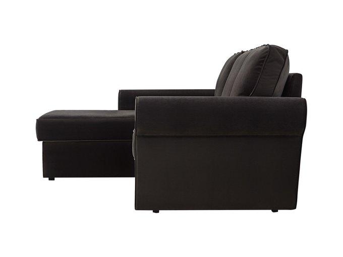 Угловой диван Murom с оттоманкой