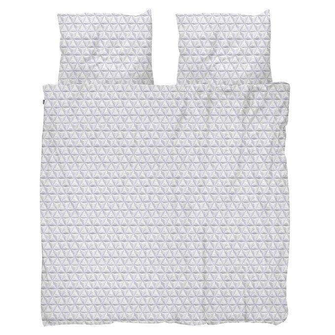 Комплект постельного белья Оригами серый 200х220