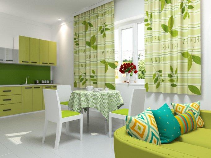 Кухонная скатерть: Лепесток