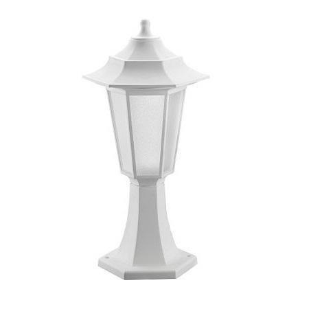 Уличный светильник Begonya белого цвета