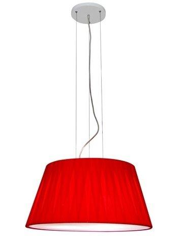 Подвесной светильник Eiff с текстильным абажуром