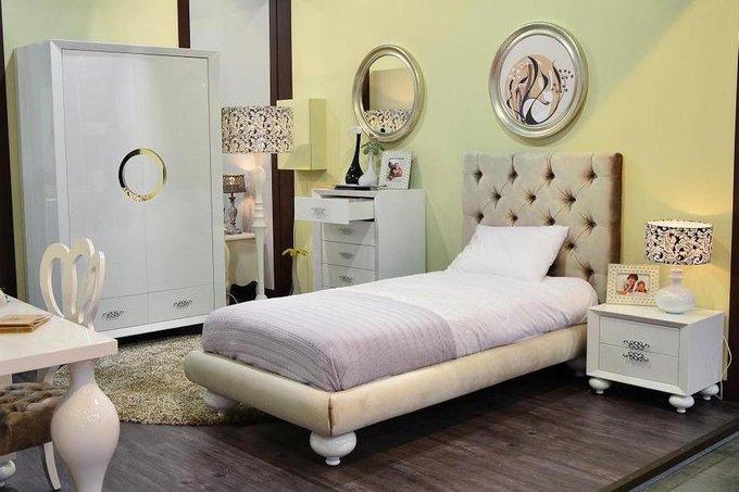 "Кровать с решеткой FRATELLI BARRI ""PALERMO"" 120х200"