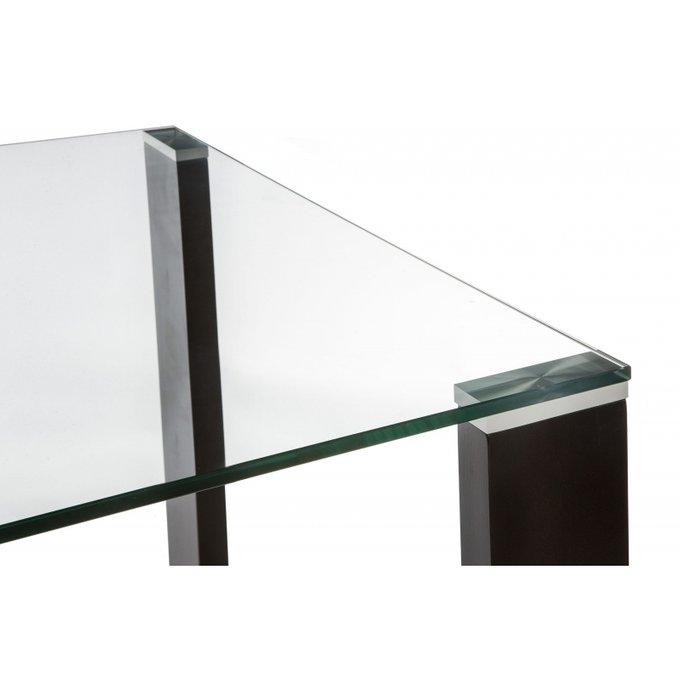 Обеденный стол Baron на ножках из массива бука