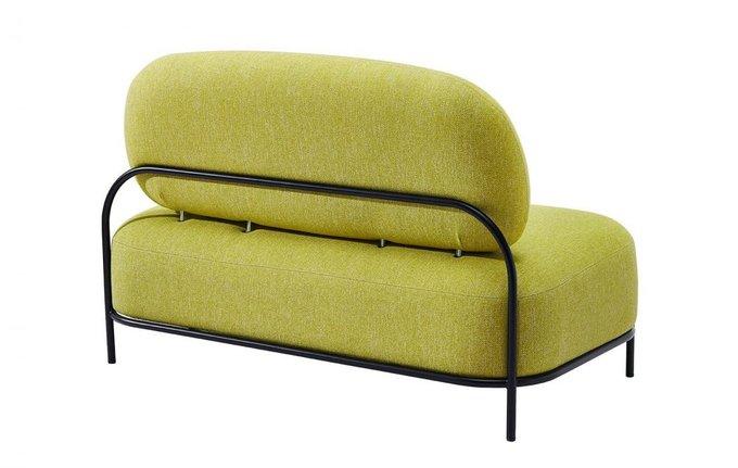 Диван Sofa желтого цвета