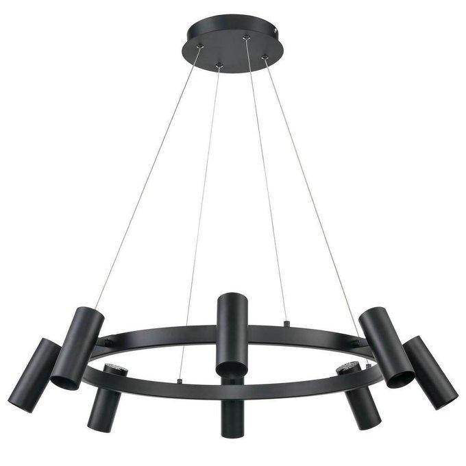 Подвесной светильник Neo черного цвета
