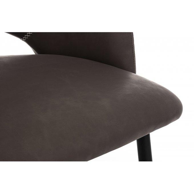 Стул Konor темно-коричневого цвета