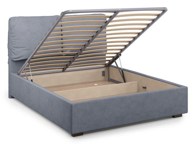 Кровать Trazimeno с подъемным механизмом 160х200