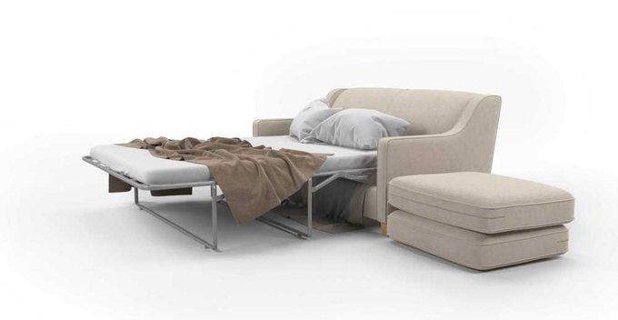 Диван-кровать Halston трехместный бежевый