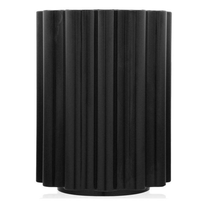 Табурет Colonna черного цвета