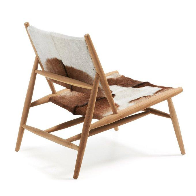Кресло Julia Grup IKE из тика