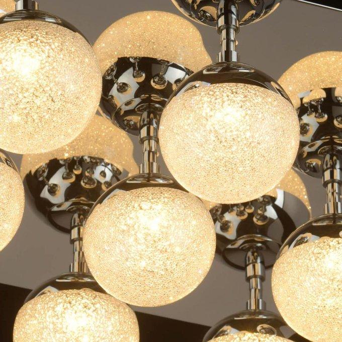 Потолочная светодиодная люстра De Markt Каспер