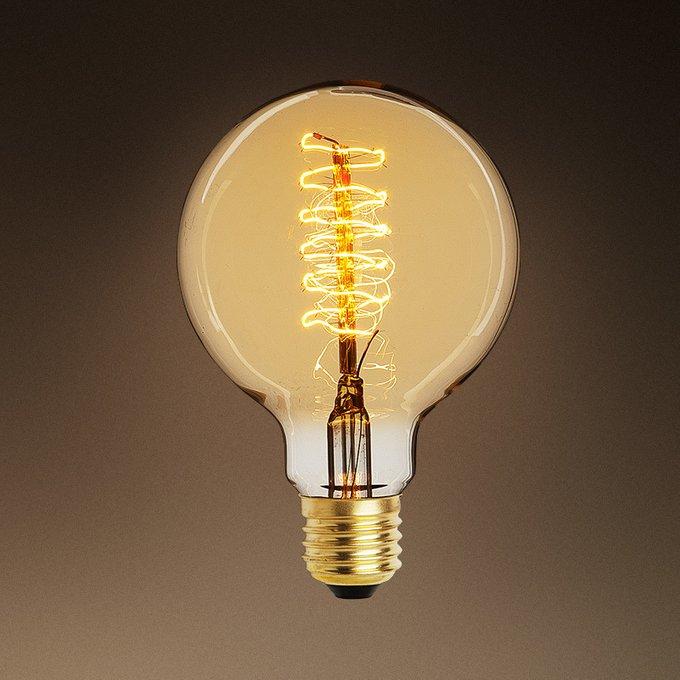 Ретро-Лампочка Эдисона Bulb Globe