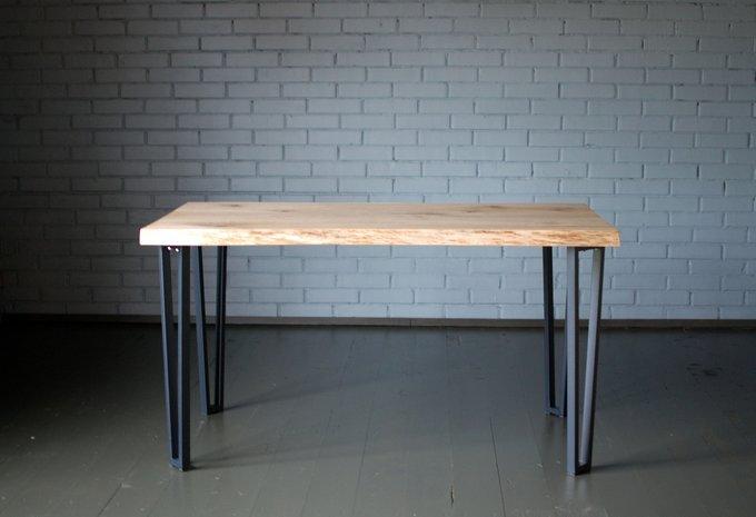 "Обеденный стол ""Triangle + Oak"""