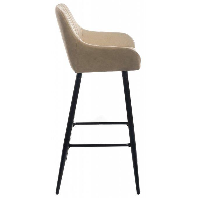 Барный стул Haris бежевого цвета
