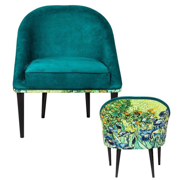 Кресло Ирисы