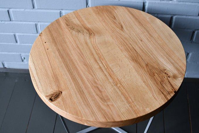 Кофейный стол Golden Oak с дубовой столешницей