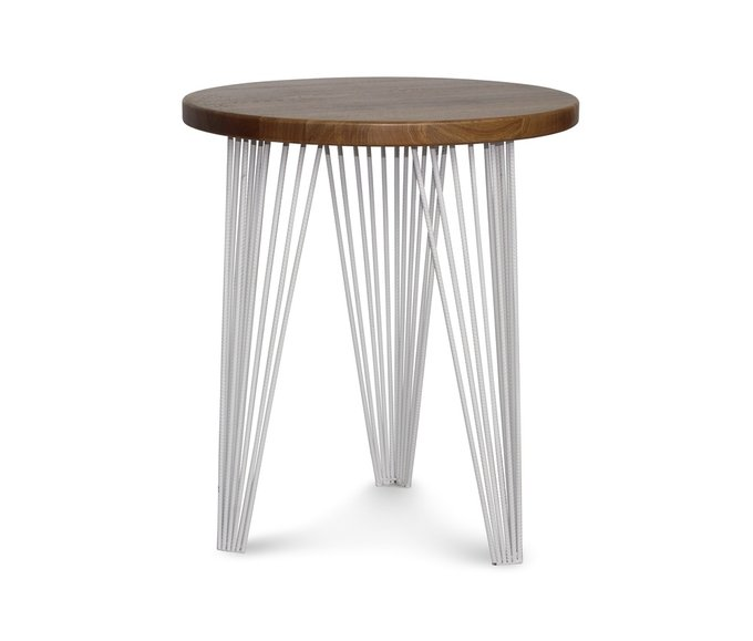 Кофейный столик CIRCUS white