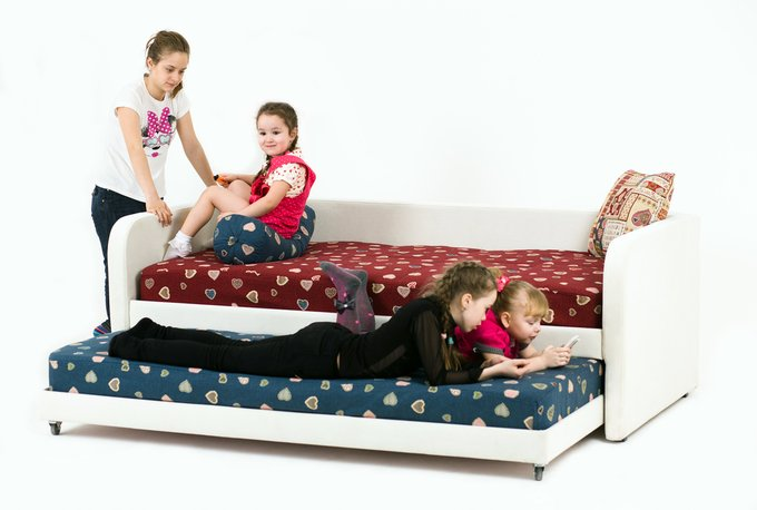Двухъярусный диван Мульти Мини