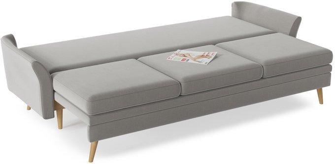 Диван-кровать Верона серого цвета
