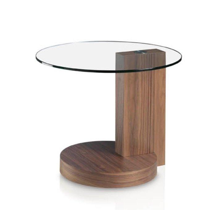 Кофейный столик Personal со стеклянной столешницей