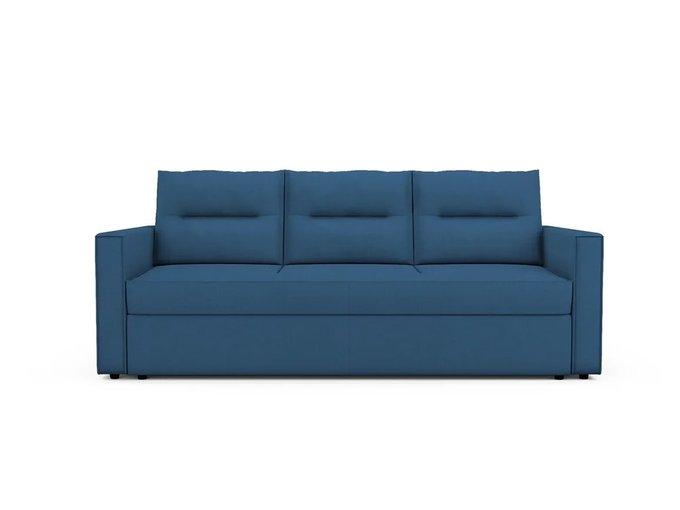 Диван-кровать Macao синего цвета