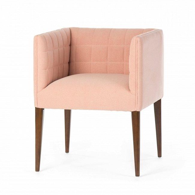 Кресло Penelope Dining Chair с ножками из массива березы