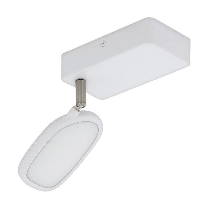 Светодиодный спот   Palombare-C белого цвета