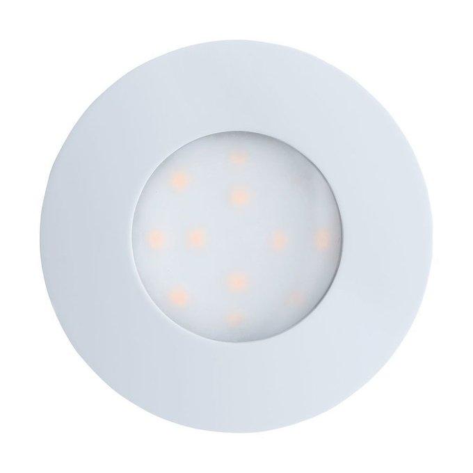 Уличный светодиодный светильник Eglo Pineda-Ip с плафоном из пластика