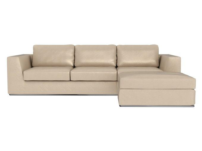 Диван-кровать Igarka бежевого цвета