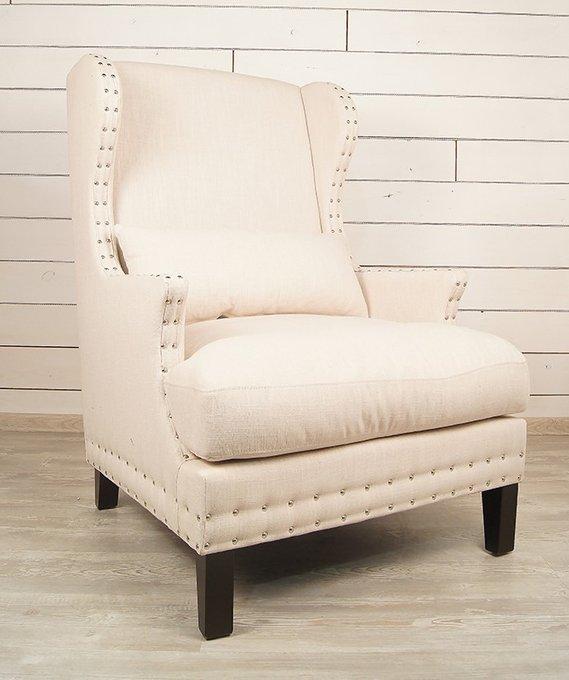 Большое кресло с подушкой