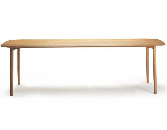 Обеденный стол Nudo из массива дуба