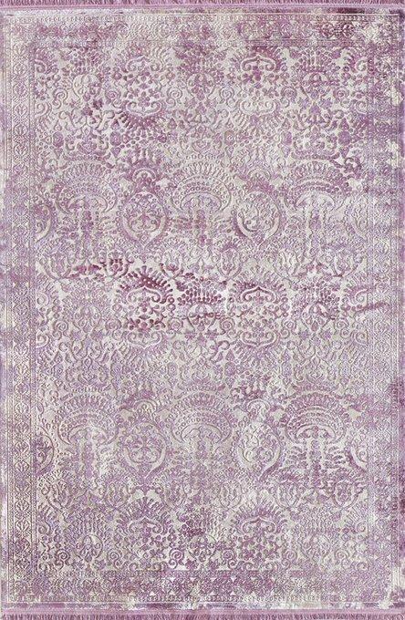 Ковер Magnifique лилового цвета 160x230