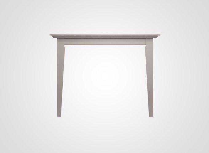 Стол обеденный прямоугольный Manhattan из массива бука