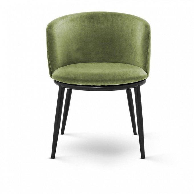 Комплект из двух стульев  Filmore зеленого цвета