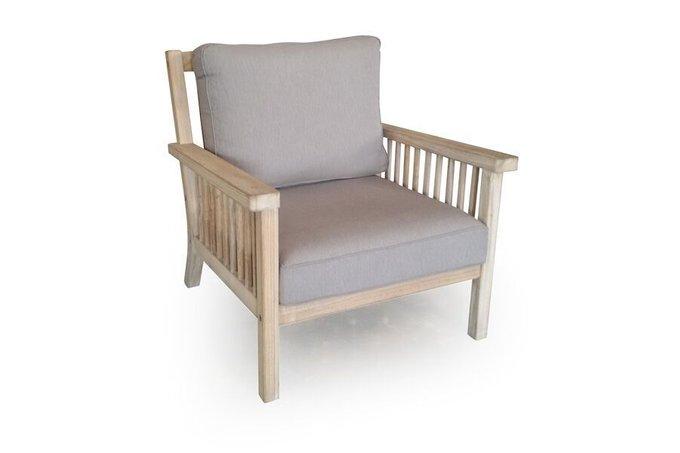 Кресло Cecilia из тикового дерева