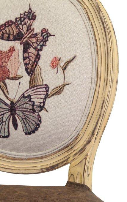 Стул Volker Butterfly с мягкой обивкой