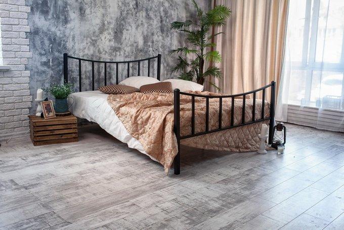 Кровать лофт Ринальди 1.4 140х200