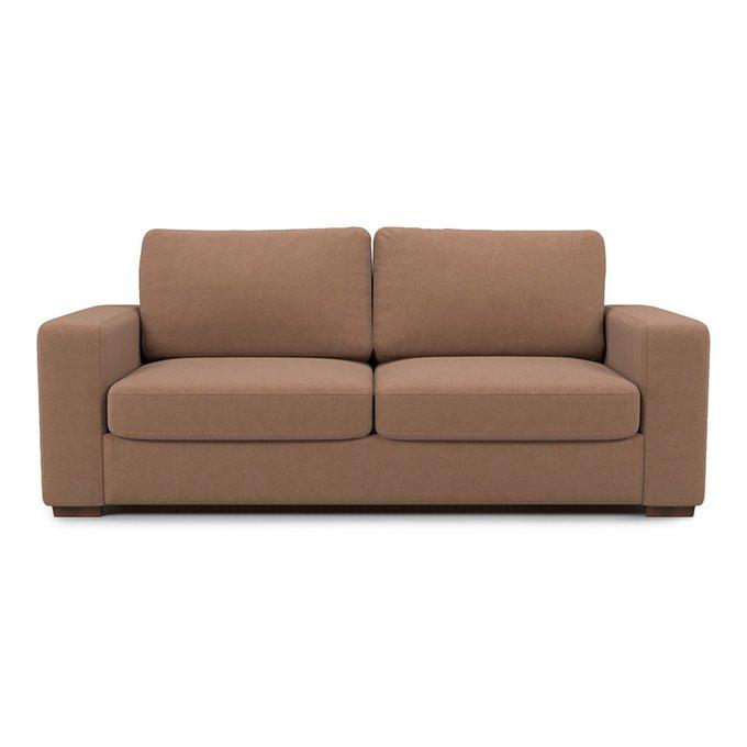 Диван-кровать Morti MTR коричневого цвета