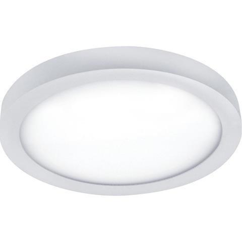 Потолочный светодиодный светильник Caroline белого цвета