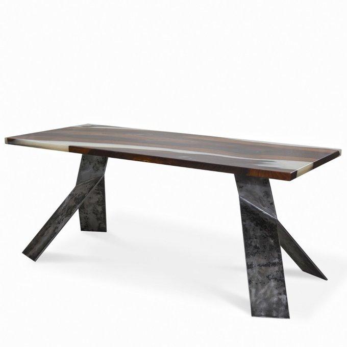 Стол обеденный Stels на металлокаркасе