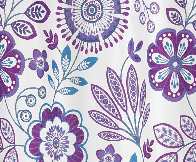 Шторка для душа Luna Floral