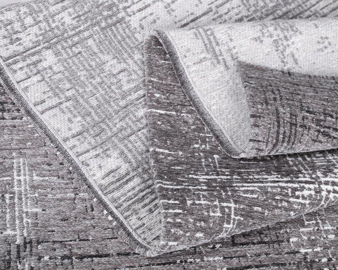 Ковер Cleo Rock серого цвета 160x230