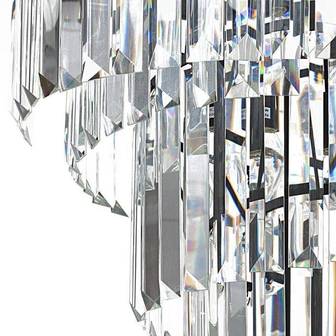 Напольный светильник Fuizhen с подвижными кристаллами