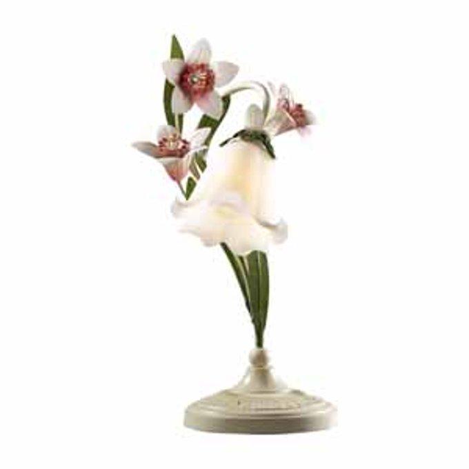 Настольная лампа декоративная Vergina